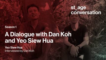 A Dialogue with Dan Koh and Yeo Siew Hua