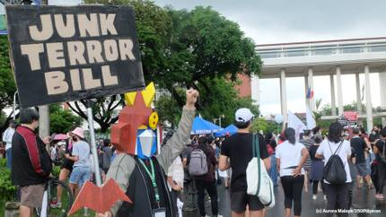world.350.org | Stand with Filipino Environmental Defenders against the Terror Law!