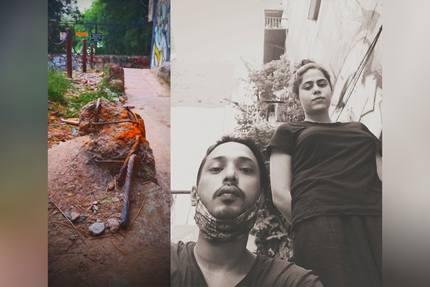 BaRiya (Pratyush Pushkar and Riya Raagini)