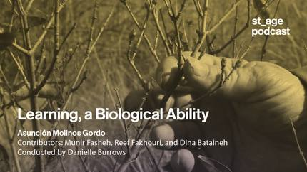 Learning, a Biological Ability