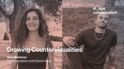 Drawing Countervisualities