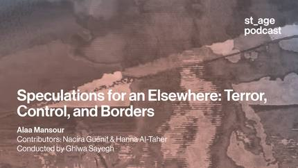 Speculations for an Elsewhere: Terror, Control, and Borders